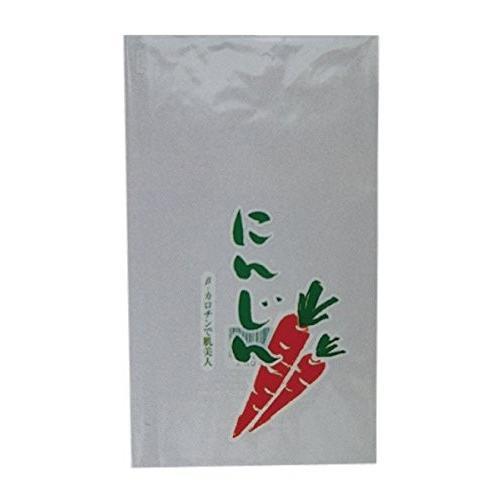 袋本舗(FUKUROHONPO) TOYOBO FGオリジナル印刷 M-8にんじん大 プラ入り 3色/穴無 サイズ:0.02×180×300 mm