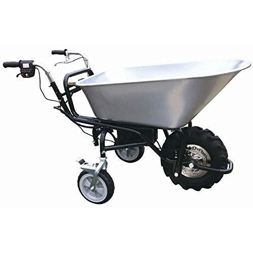 和コーポレーション 電動エコキャリア21 3輪タイプ バケット仕様 不整地・標準タイヤ KT-FBLZ