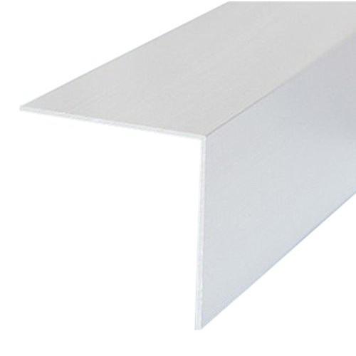 アルミアングル(ホワイト) 25×25×1820mm 50個入り