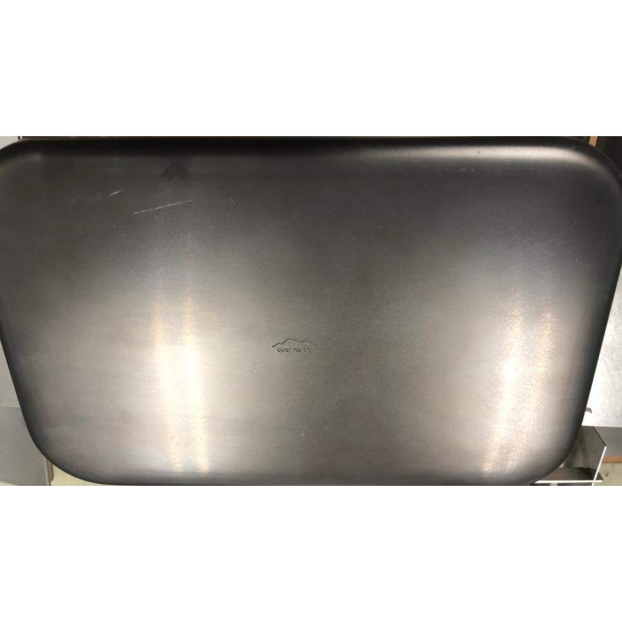 ロックパン(L)※チタンハンドル付き アウトドア ソロキャンプ ラージメスティン キャンプ飯|overnorth-store|05