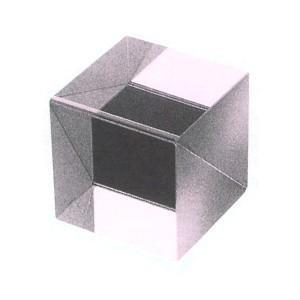 偏光ビームスプリッター[寸法:20×20×20mm][設計波長:820.0nm][材質:BK-7][要在庫確認]