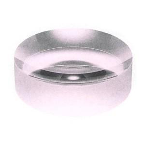 合成石英平凹レンズ[外径:φ10mm][材質:合成石英][要在庫確認]