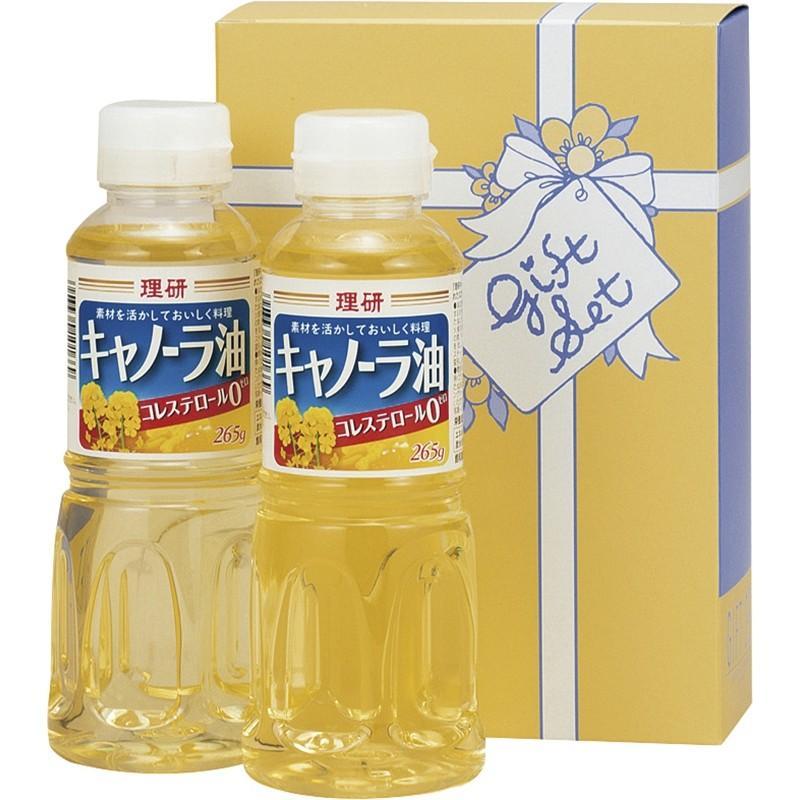 理研キャノーラ油セット ORK-600