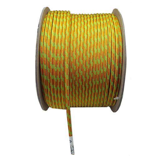 EDELRID エーデルリッド パワーロック5mm ER71479.100 ロープ ◆高品質 紐 情熱セール テント クライミング 張り綱 ツェルト ザイル