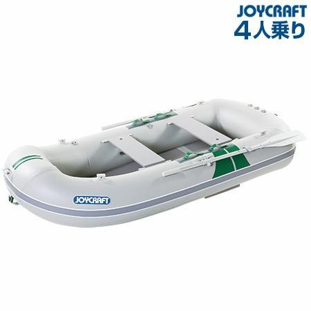 ゴムボート4人乗り ジョイクラフト KED-270 底板仕様