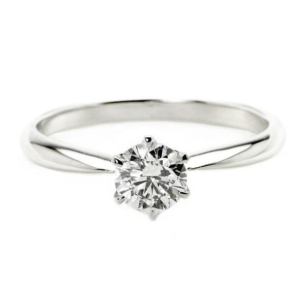 最安値級価格 ダイヤモンド ブライダル リング プラチナ Pt900 0.4ct ダイヤ指輪 Dカラー SI2 Excellent EXハート&キューピット エクセレント 鑑定書付き 17号, キモツキグン 846cb8cb