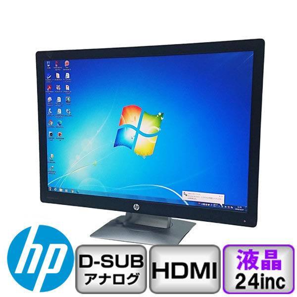 Bランク HP EliteDisplay M1P02AA#ABJ IPS E242 アナログ[D-sub15] HDMI DisplayPort 24インチ 1920x1200 中古 液晶 ディスプレイB2009M030|p-pal