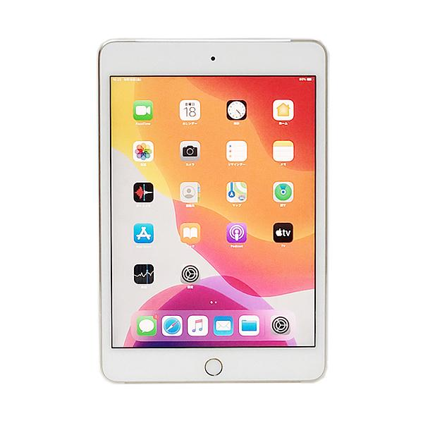 Bランク iPad mini4 Wi-Fi+Cellular softbank版 128GB A1550 MK782J/A 7.9インチ ゴールド アクティベーション解除済 白ロム 中古 タブレット Apple|p-pal|02