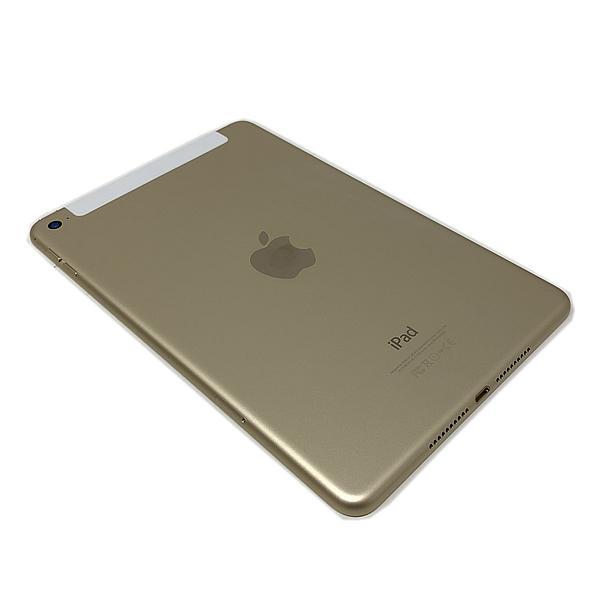 Bランク iPad mini4 Wi-Fi+Cellular softbank版 128GB A1550 MK782J/A 7.9インチ ゴールド アクティベーション解除済 白ロム 中古 タブレット Apple|p-pal|04