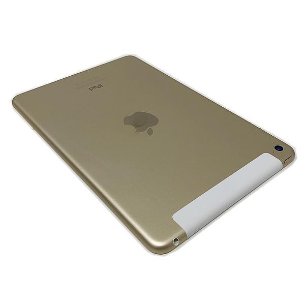 Bランク iPad mini4 Wi-Fi+Cellular softbank版 128GB A1550 MK782J/A 7.9インチ ゴールド アクティベーション解除済 白ロム 中古 タブレット Apple|p-pal|05