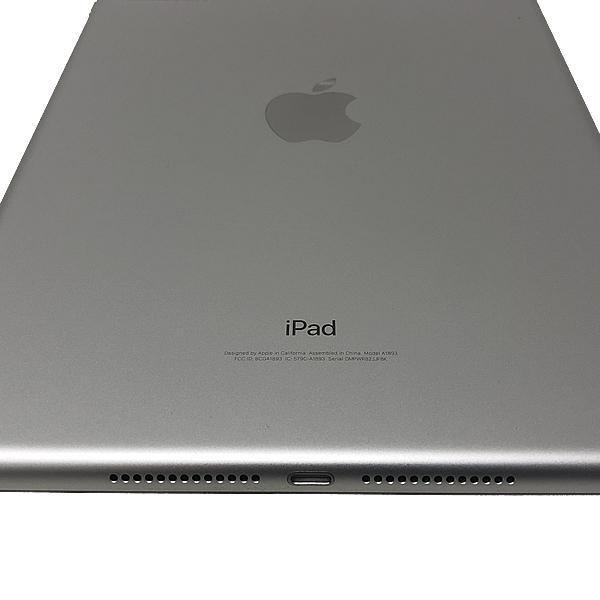 Bランク iPad 2018年  第6世代 Wi-Fiモデル A1893 MR7G2J/A 32GB 9.7インチ シルバー 中古 タブレット Apple p-pal 04