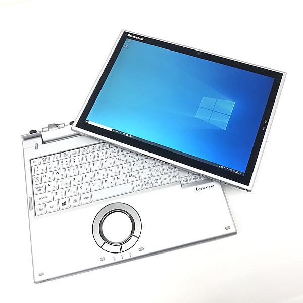 Bランク Panasonic Let's note CF-XZ6 CF-XZ6RF7VS Win10 Pro 64bit Core i5 2.6GHz メモリ8GB SSD256GB Webカメラ Bluetooth Office付 中古 ノート パソコン PC|p-pal|02
