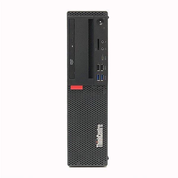 Aランク  Windows11対応 Lenovo ThinkCentre M720s 10STS0TE00 Win10 Core i5 2.8GHz メモリ16GB SSD120GB HD500GB DVD Office付 中古 デスクトップ パソコン PC|p-pal|04