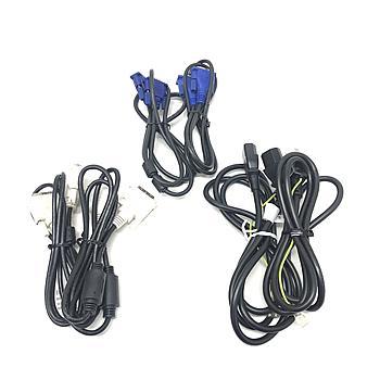 Bランク デュアルモニター 株 トレーダー用 221S6QHAB/11 アナログ[D-sub15] デジタル[DVI] HDMI 21.5インチ 2台 新品モニターアーム付 中古 液晶 ディスプレイ|p-pal|07
