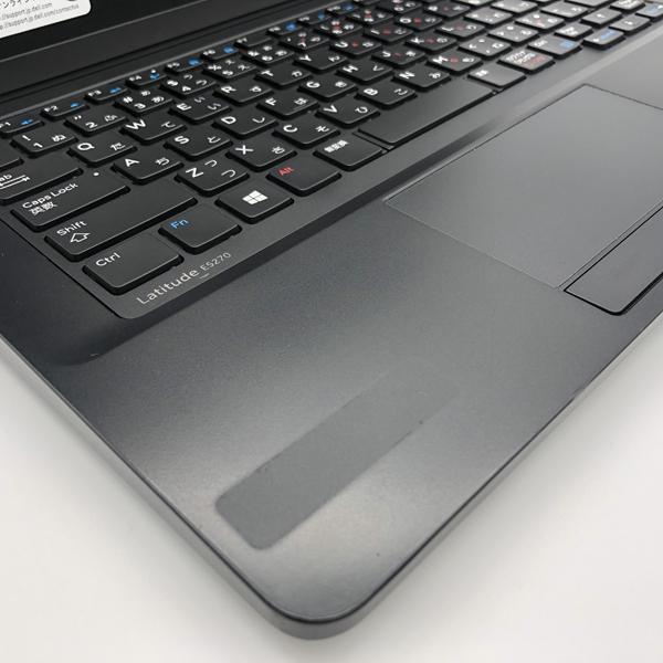 Cランク  シール跡あり DELL Latitude E5270 P23T Win10 Core i7 メモリ8GB SSD128GB Bluetooth Office付 中古 ノート パソコン PC|p-pal|10