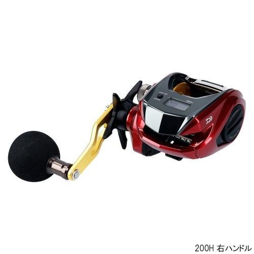 ダイワ(Daiwa) スパルタン MX IC 200H 右ハンドル