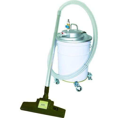 アクアシステム エア式掃除機セット 乾湿両用クリーナー(オプション付) APPQO550SET