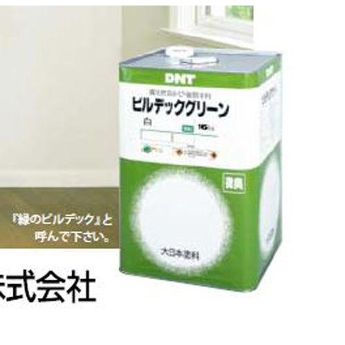 ビルデックグリーン(淡彩B) 16kg 大日本塗料 塗料