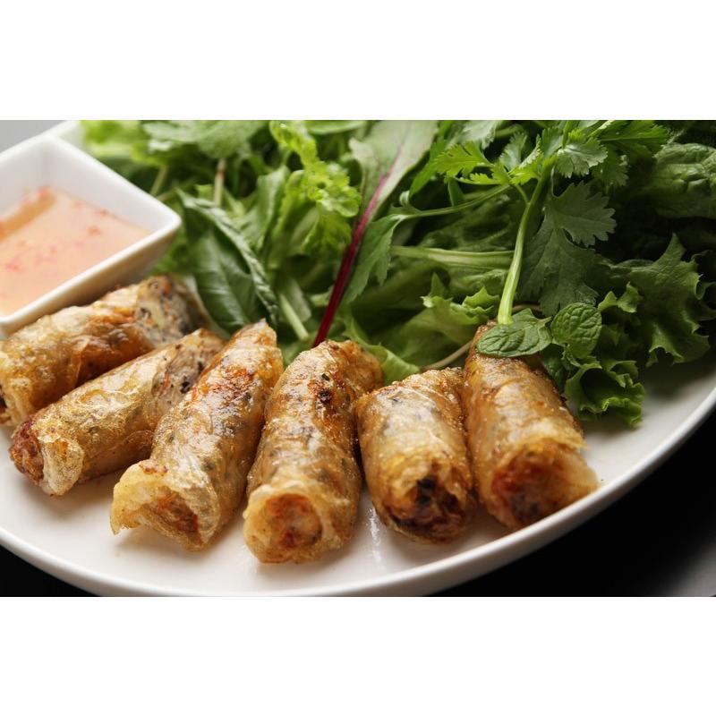 LOTUS PALACE赤坂 シェフの味 5%OFF 揚げ春巻き チャージョー アジアベトナムの冷凍食品 Cha Gio 冷凍 定番キャンバス