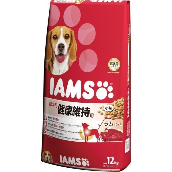P&G アイムス 成犬用 1〜6歳 ラム&ライス 12kg〔ペット用品〕〔犬用・フード〕 pacific