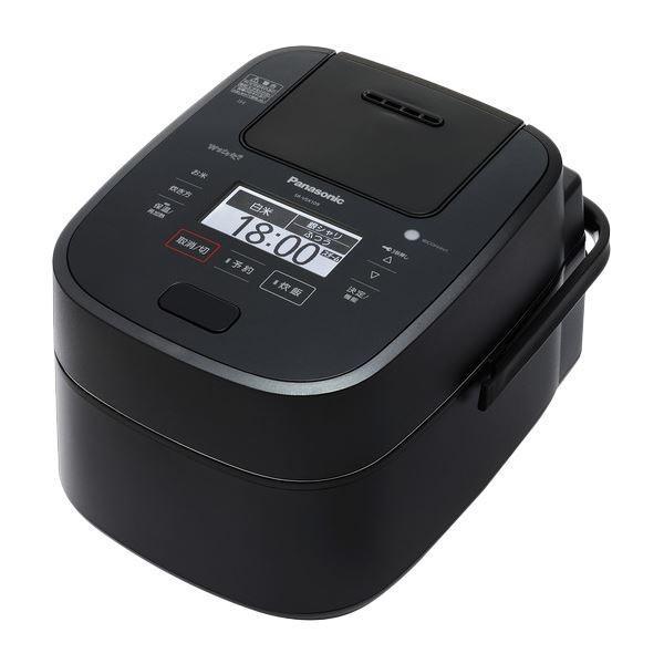 週間売れ筋 パナソニック(家電) 1.0L スチーム (ブラック)&可変圧力IHジャー炊飯器 1.0L (ブラック), テンヨーショップ:664487b0 --- grafis.com.tr