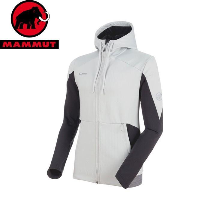 MAMMUT マムート Alnasca ML Hooded Jacket Men お買い得 ジャケット お買い得 ジャケット (marble-granit-phantom):1014-00360