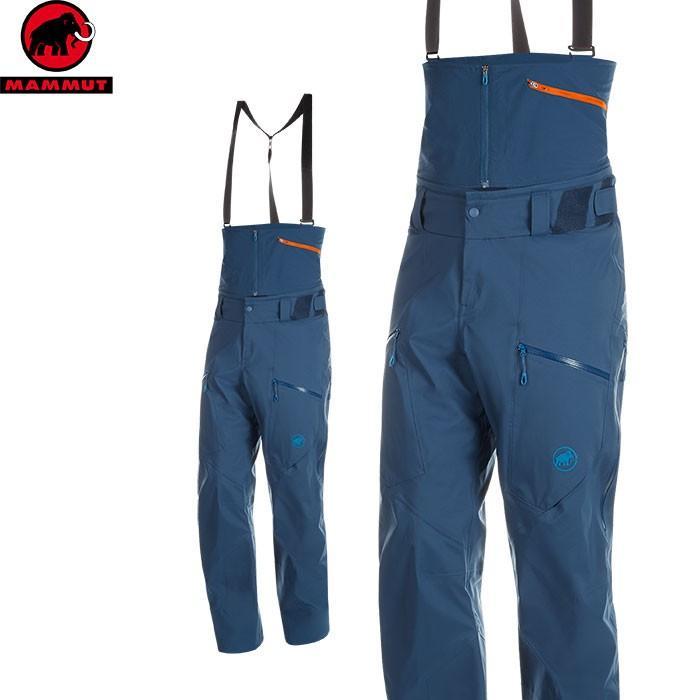 MAMMUT マムート Haldigrat HS Pants Men スキーウェア ビブ メンズ (wingteal):1020-12580