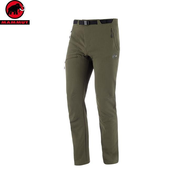 MAMMUT マムート Yadkin SO Pants AF Men ソフトシェル パンツ メンズ (iguana):1021-00161