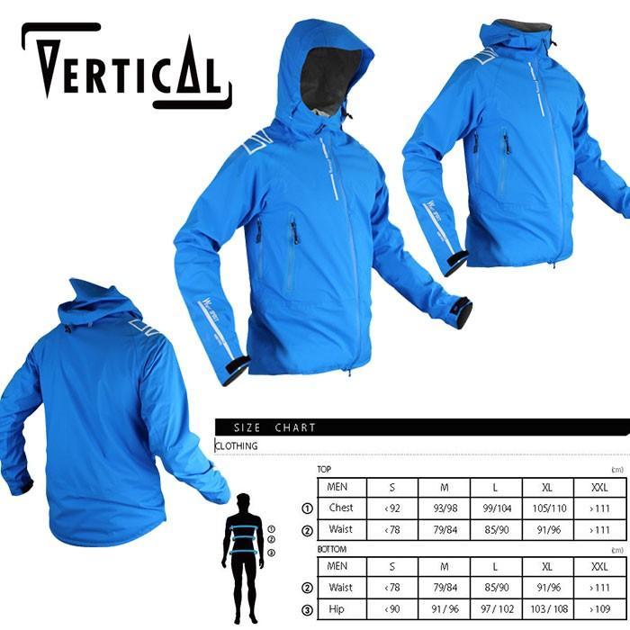 お気に入りの VERTICAL ヴァーティカル Windy Spirit Jacket 〔防水透湿 ジャケット ツアースキー 17/18〕 (Blue):VV106, ウォールデコレーションストア 82ef2324