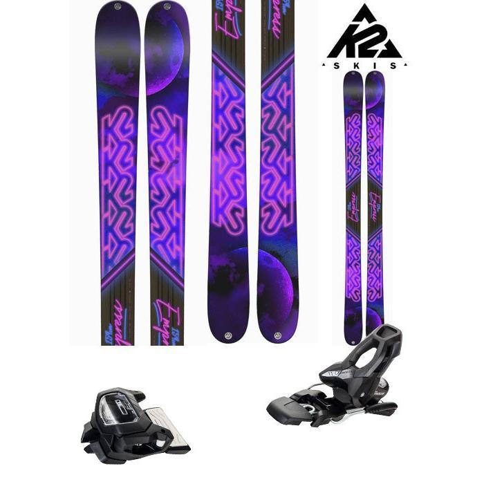 【送料0円】 K2 EMPRESS 18-19 スキー GW Ski 2019 スキー EMPRESS エンプレス (チロリア アタック11 GW 金具付き 2点セット) フリーライド フリースタイル (ONE):EMPRESS_set, F. A. Greetings:bdfd37d0 --- airmodconsu.dominiotemporario.com