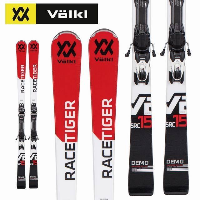 VOLKL フォルクル 18-19 スキー Ski 2019 レースタイガー RACETIGER SRC DEMO (vMOTION 11 GW 金具付き) 基礎 デモ オールラウンド: