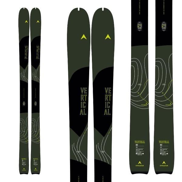 DYNASTAR ディナスター 19-20 スキー 2020 VERTICAL ヴァーティカル (板のみ) スキー板 ツーリング: