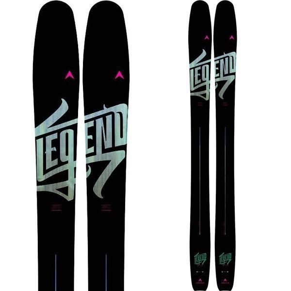 直送商品 DYNASTAR ディナスター 19-20 スキー 2020 LEGEND W106 レジェンド W106 (板のみ) スキー板 パウダー ロッカー:, コダママチ 845762b4