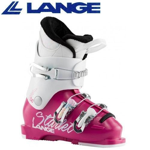 LANGE ラング 19-20 スキーブーツ 2020 STARLET 50 スターレット 50 ジュニア スキーブーツ (MAGENTA):