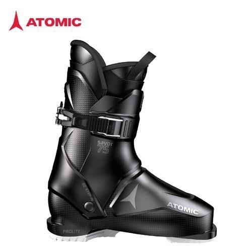ATOMIC アトミック 19-20 スキーブーツ 2020 SAVOR 75 W セイバー コンフォート ビギナー イージーエントリーブーツ:AE5020620