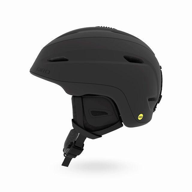 消費税無し GIRO ジロー 19-20 ヘルメット 2020 ZONE MIPS Matte Black ゾーンミップス スキーヘルメット メンズ MIPS カメラ取付可:, リカーズハセガワ ed4af3a6