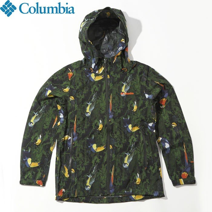 Columbia コロンビア LIGHT CREST WOMEN'S PATTERNED JACKET 2019SS レディース ジャケット JKT (397):PL3104
