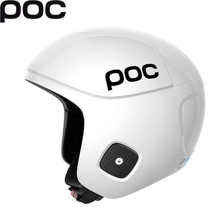 [送料無料] POC ポック 18-19 SKULL ORBIC X SPIN スカル オルビック X スピン スキーヘルメット (Hydrogen白い):SKULLORBICXSPIN