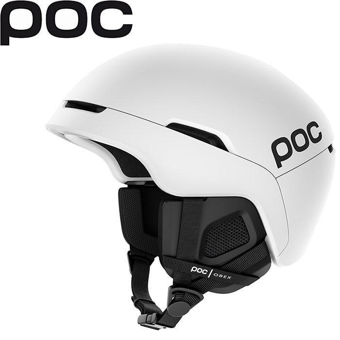 [送料無料] POC ポック 18-19 OBEX SPIN オベックス スピン スキーヘルメット (Hydrogen白い):OBEXSPIN