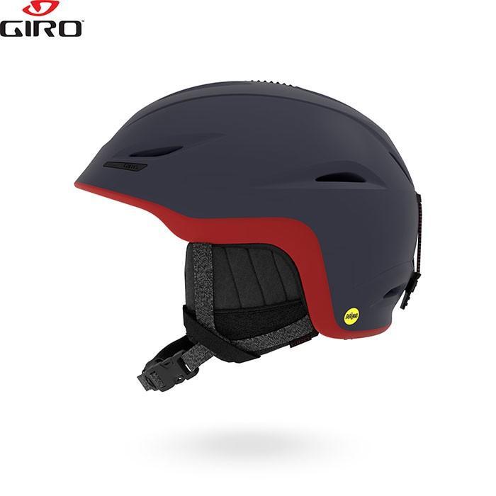 Giro ジロー ヘルメット UNION MIPS AF ユニオン ミップス 2018/2019 お買い得 スキー スノーボード (MatteMidnight-Dark赤Sierra):709463