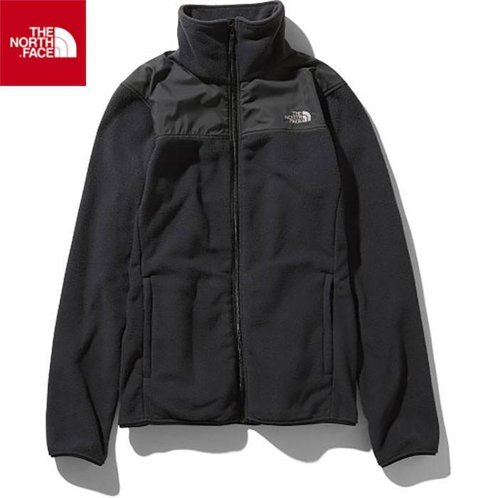 THE NORTH FACE ノースフェイス Mountain Versa Micro Jacket レディース ジャケット フリース 保温 (K):NLW71904