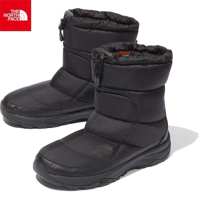 THE NORTH FACE ノースフェイス ヌプシブーティーウォータープルーフVI (ユニセックス) 防寒靴 スノーシューズ Nuptse Bootie WP ? :NF51873