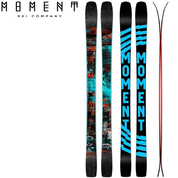 【保証書付】 MOMENT モーメント 18-19 スキー Ski 2019 コマンダー108 COMMANDER 108 (板のみ) パウダー オールマウンテン:, 横濱ゼームス商会- 1501c875