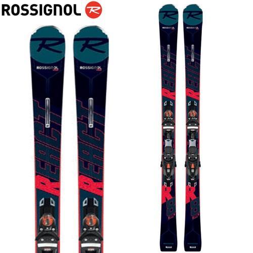 ROSSIGNOL ロシニョール 19-20 スキー 2020 REACT R8 TI + (SPX 12 KONECT 金具付き) リアクト R8 TI スキー板 :RAILF02