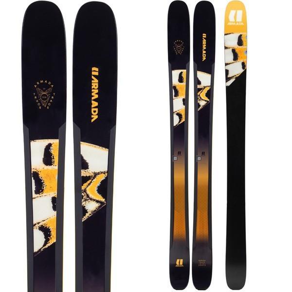 ARMADA アルマダ 19-20 スキー 2020 TRACE 108 トレース (板のみ) スキー板 パウダー ロッカー: