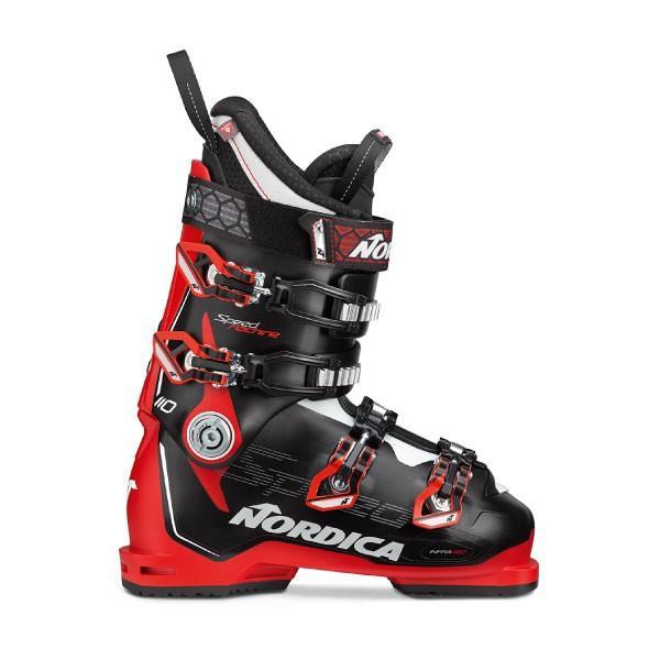 【全品送料無料】 NORDICA ノルディカ 19-20 スキーブーツ 2020 SPEEDMACHINE 110 スピードマシーン 基礎 オールラウンド (BK-RED-WHITE):, サシママチ b48c8543