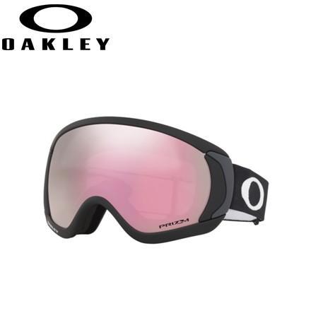 OAKLEY オークリー 19-20 CANOPY Matte 黒 ゴーグル キャノピー スキー スノーボード スノーゴーグル (Hiピンク):007047-47