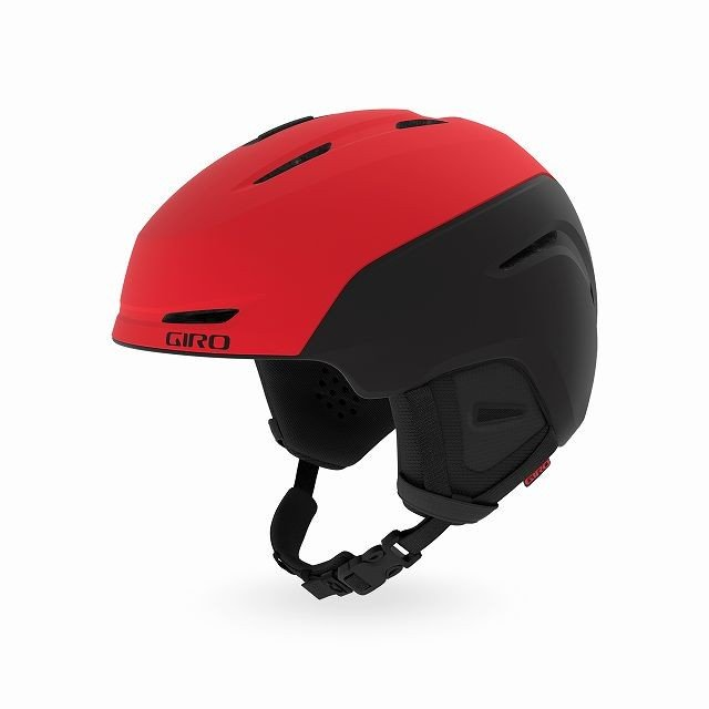 新素材新作 GIRO ジロー 19-20 ヘルメット 2020 NEO Matte Bright Red/Black ネオ スキーヘルメット メンズ アジアンフィット:, 木のおもちゃ デポー 16b9ec5e