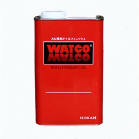 ワトコオイル ナチュラル W-01 木材専用オイルフィニッシュ 1L【WATCO】|paintandtool