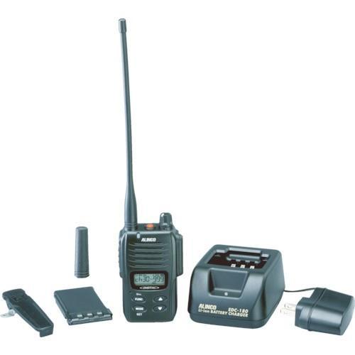 アルインコ デジタル登録局無線機1Wタイプ薄型セット(DJDP10A)